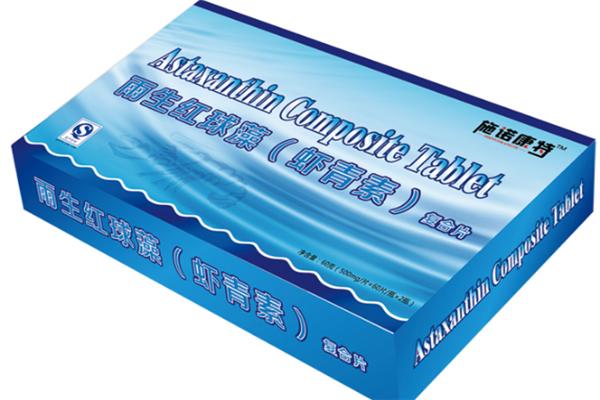 金格生物虾青素