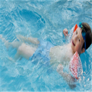幽幽谷游泳館鍛煉孩子