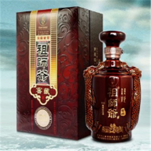 祖師爺賴茅酒濃香型
