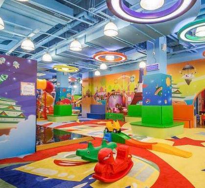 榮一兒童樂園室內設施