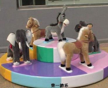 榮一兒童樂園旋轉木馬