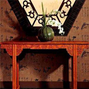 中韵轩红木家具桌子