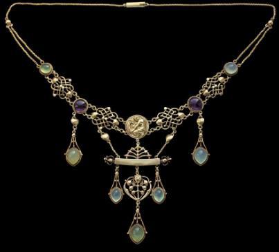 三森珠寶項鏈