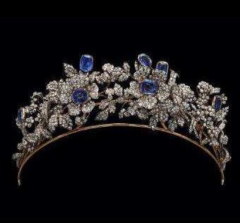 三森珠寶頭飾