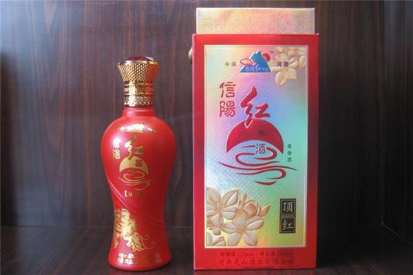 信阳红茶酒礼盒