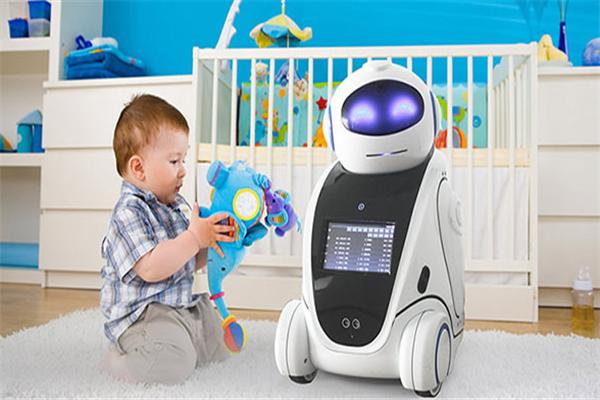 优弟智能机器人陪伴