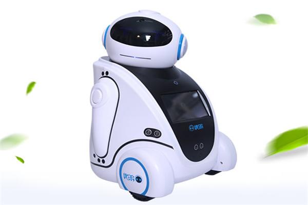 优弟智能机器人展示