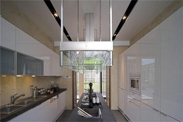 歐宏集成吊頂廚房