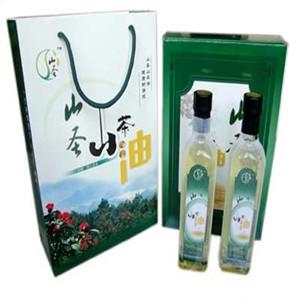 山圣山茶油產品