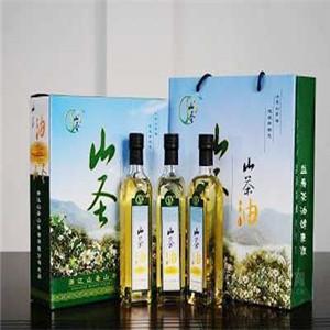山圣山茶油健康