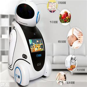 优弟智能机器人多功能
