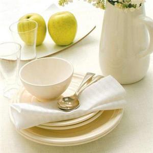 陶藝餐具環保