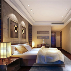朗汇装饰卧室