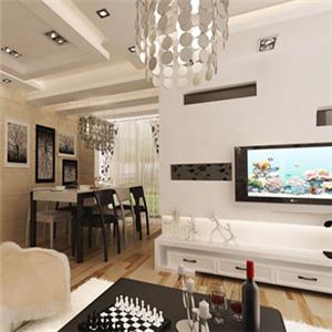 朗汇装饰客厅