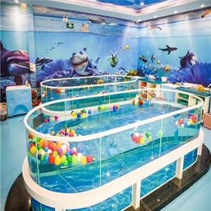 多多爱游泳馆设计