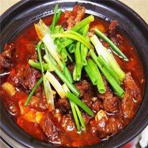 楠朝鲜牛腩火锅大蒜