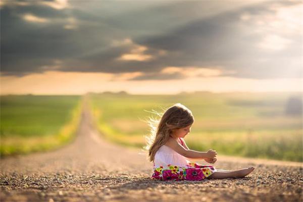 天使儿儿童摄影道路