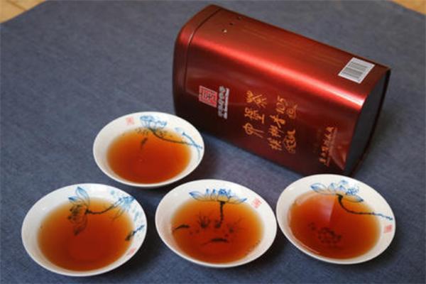 三鶴六堡茶美味