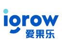 爱果乐学习桌椅品牌logo