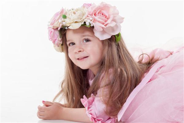 宋灵儿儿童摄影小公主