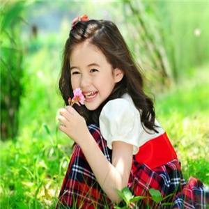 宋灵儿儿童摄影笑容