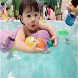 可可果婴幼儿spa锻炼孩子