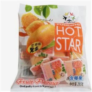 HOTSTAR休閑食品果凍