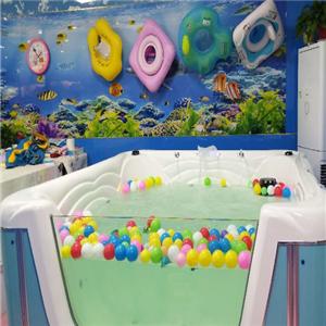 泰親母嬰生活館游泳池
