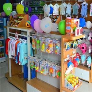 泰親母嬰生活館玩具區域