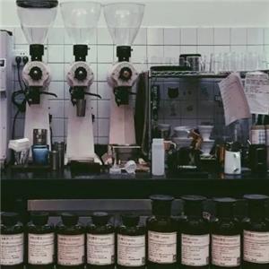 tizzy 提示咖啡机器