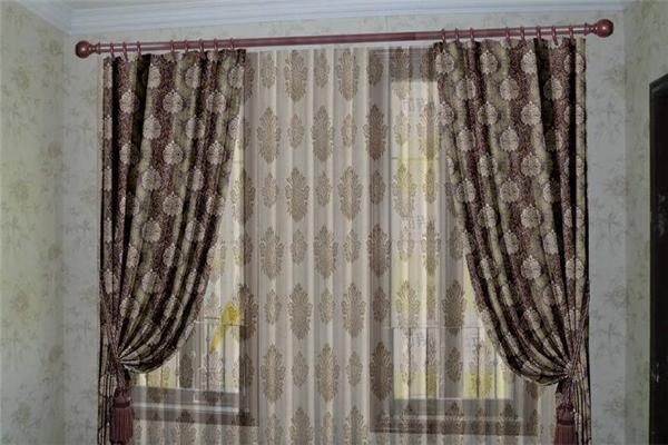 綠森窗簾經典