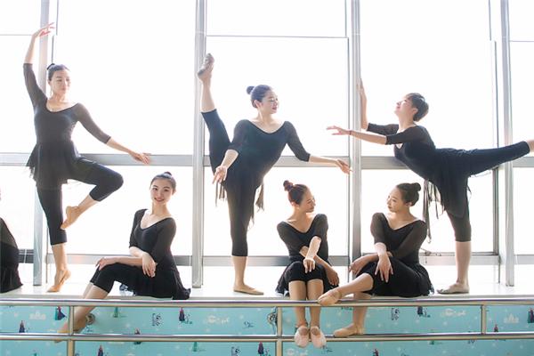 领尚舞蹈培训机练习