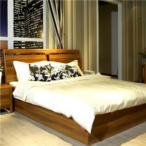 思尚家具雙人床