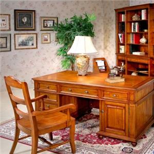 康弗爾家具書桌