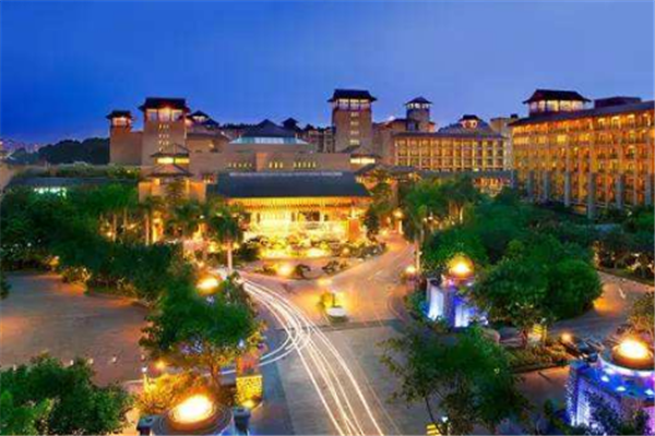 長隆酒店專業