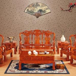 強藝紅木家具很漂亮