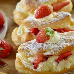 E點美食甜品草莓