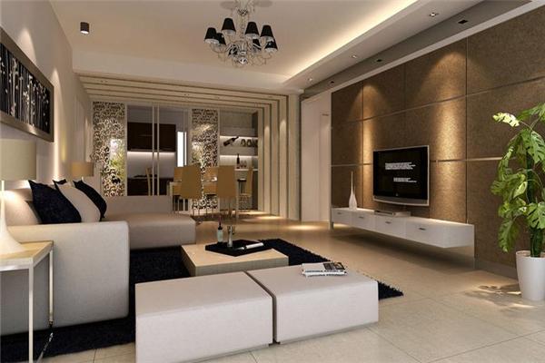 匯智裝飾客廳