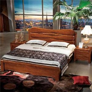 木榮家具雙人床