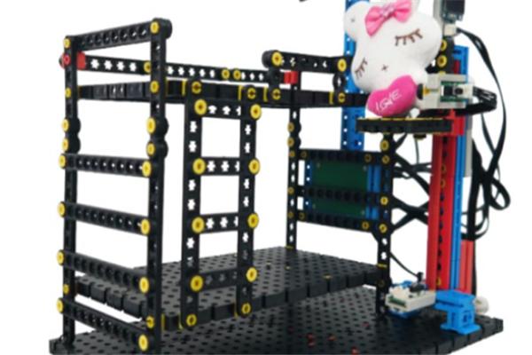 动力猫机器人学习