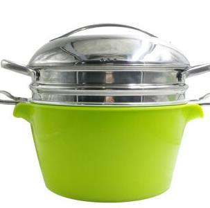 綠的炒鍋品質