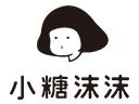 小糖沫沫吐司面包品牌logo