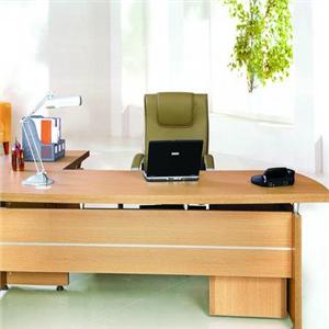 中润办公家具纯木