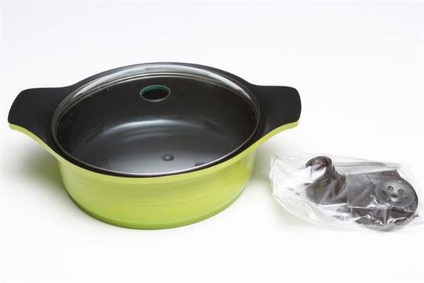 綠的炒鍋樣式