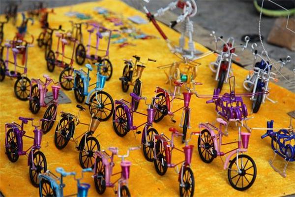 天恩飾品自行車