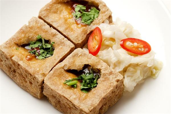 孫家臭豆腐小吃