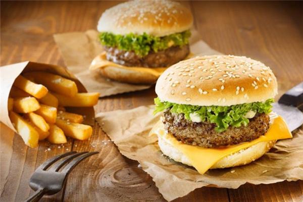 尚品味中西式快餐漢堡