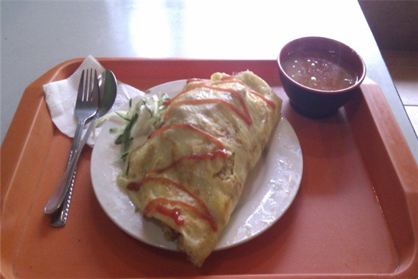 尚品味中西式快餐蛋包飯