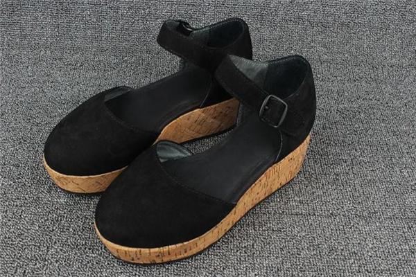 花菱草女鞋样式