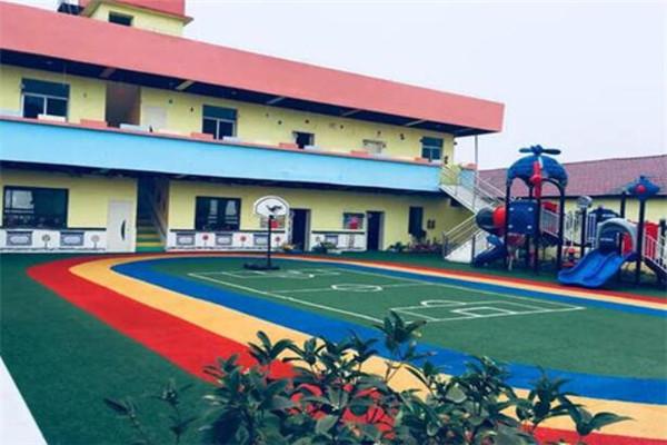 慧格幼兒園環境